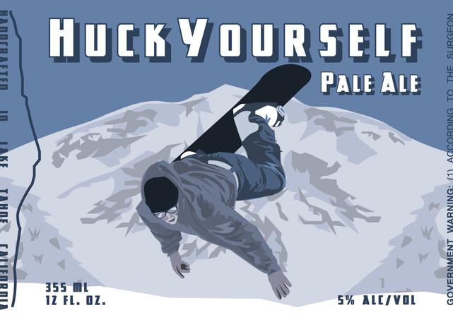 Huck Yourself Pale Ale