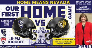 Home Game vs Cali War