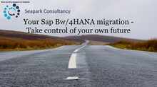 BW/4HANA Migration - Take Control of your own future!