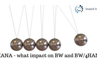 S/4HANA - what impact on BW and BW/4HANA??