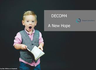 DECOM4 - SAP BW - A New Hope