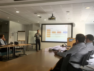UK and Ireland SAP User Group (UKISUG) - BW/4HANA Migration Presentation (July 19)