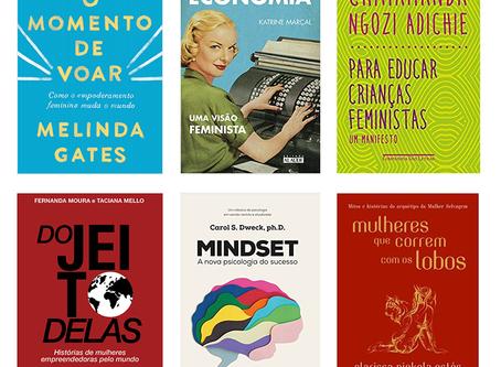 Livros de mulheres incríveis que toda mulher precisa conhecer