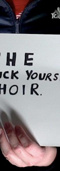 The Go Fuck Yourself Choir