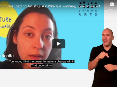 SHAPE ARTS Q&A
