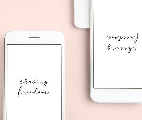 Chasing Freedom - Digital Download