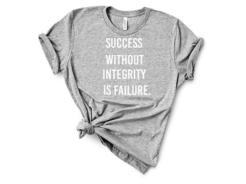 Success / Integrity