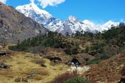 Above Khumjung