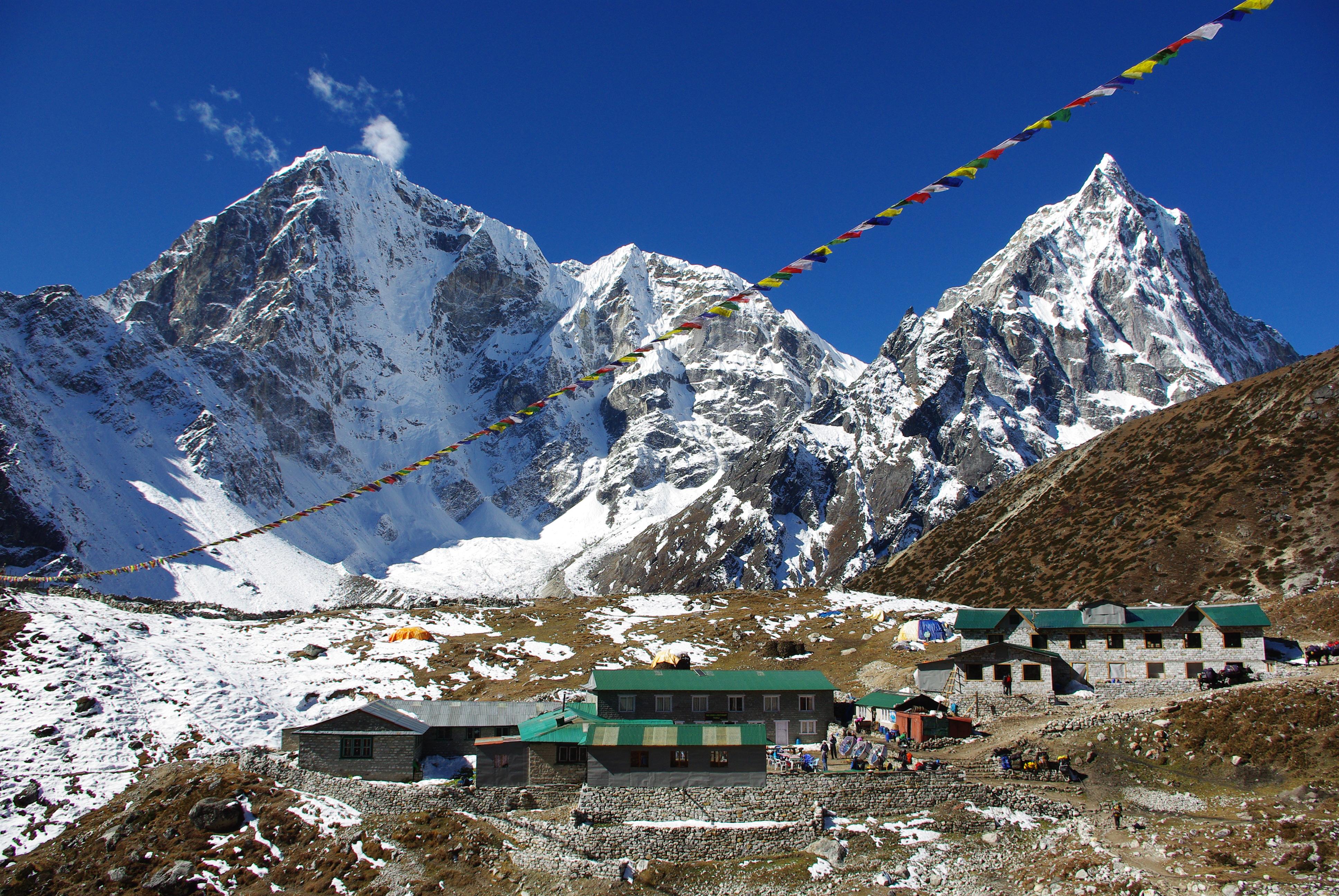 Thukla, Khumbu