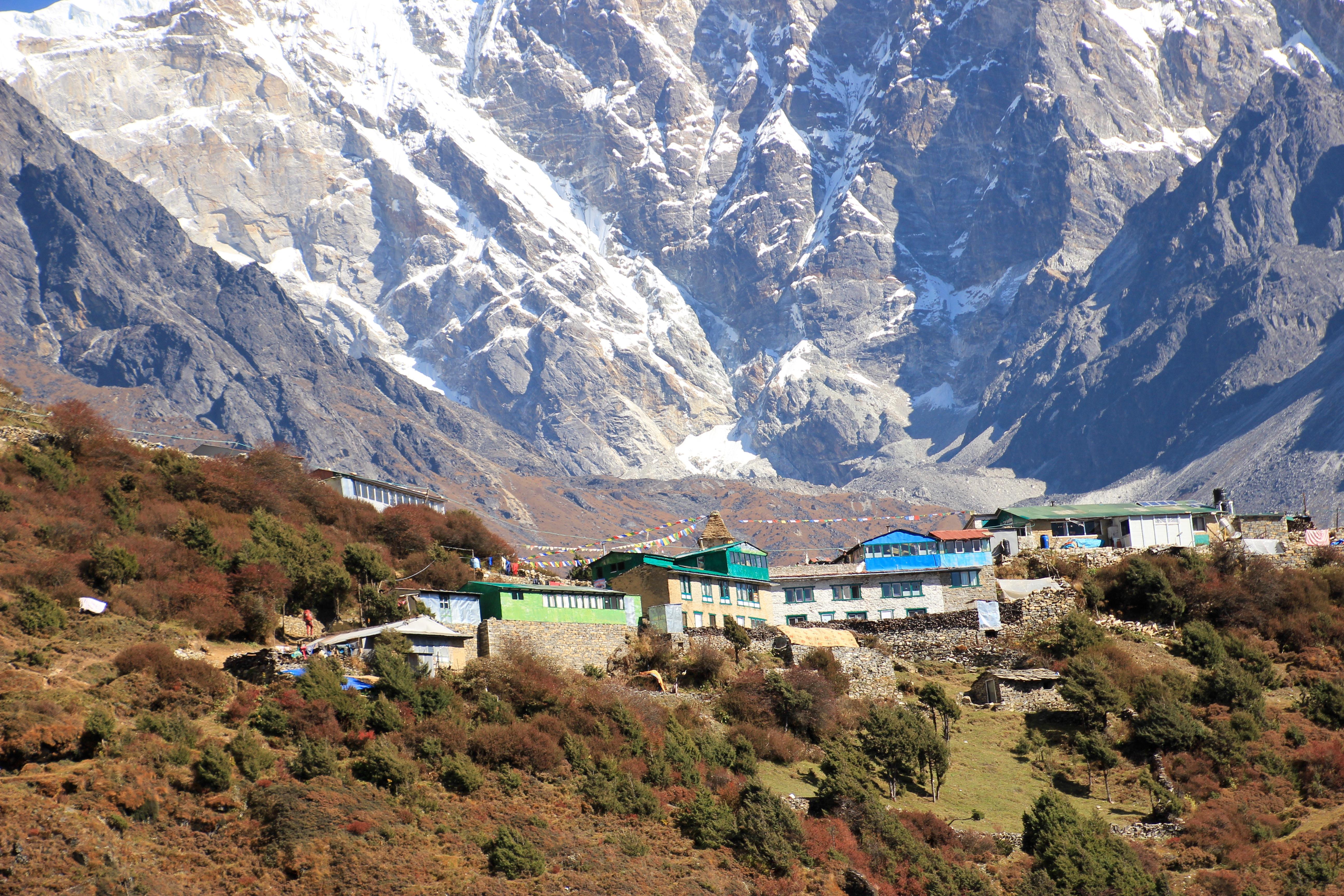 Mongla, Khumbu