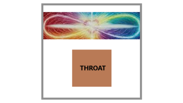 Infinity Healing for the Throat Center