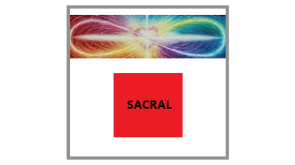 Infinity Healing for the Sacral Center