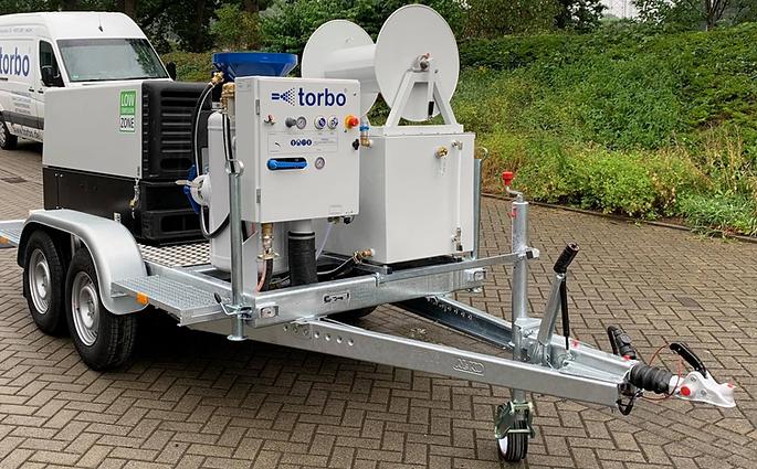 torbo wet sand blasting equipment