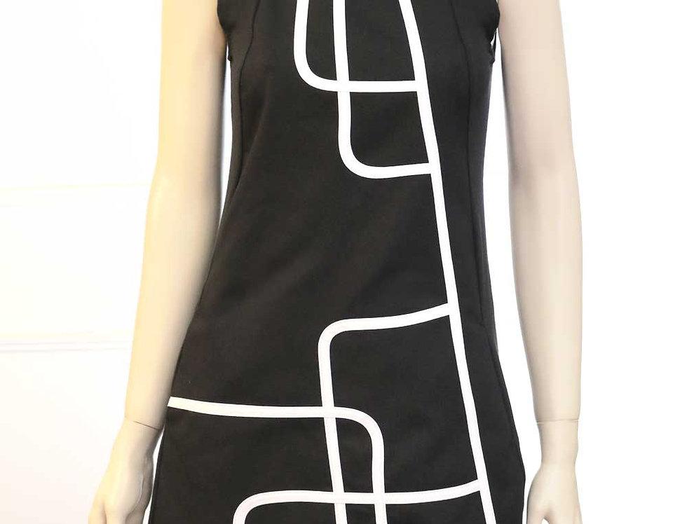 Vestido Kabu (negro)