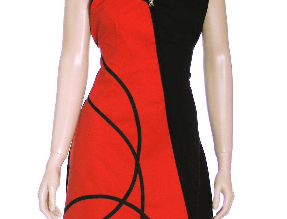 Vestido Diamanta (Rojo)