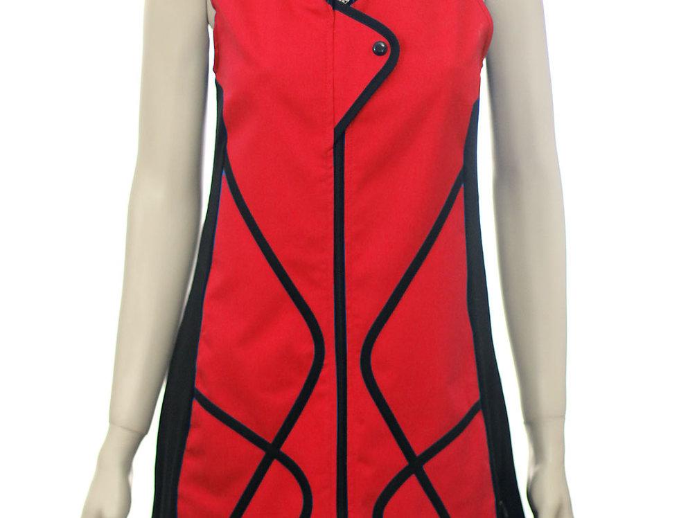 Vestido Avecita (Rojo)