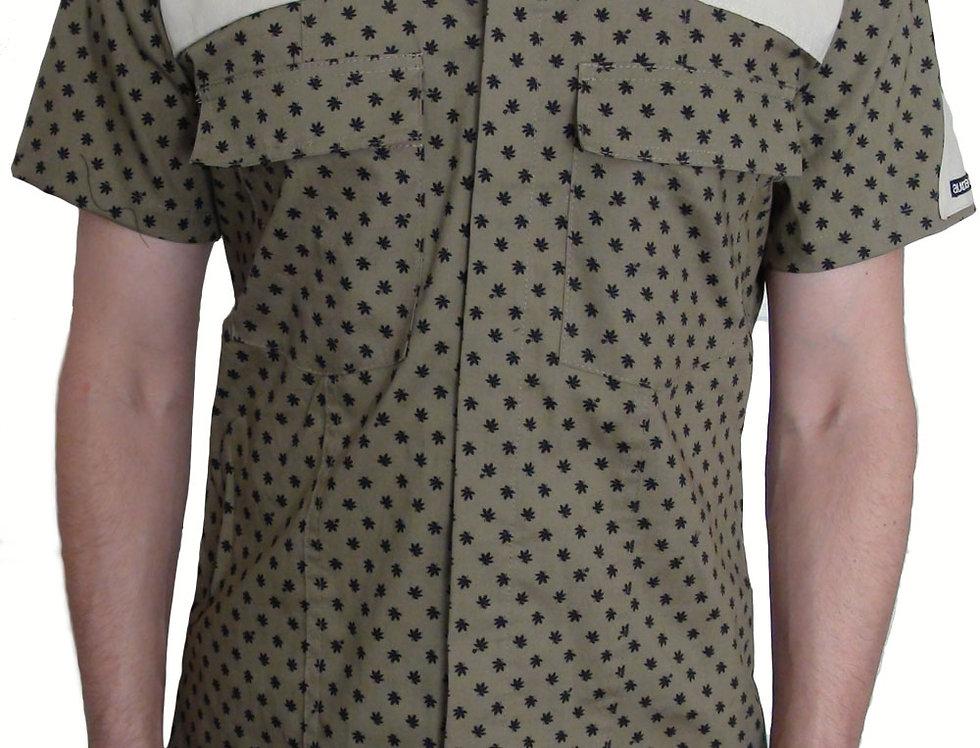 Camisa Hombre (est. verde)