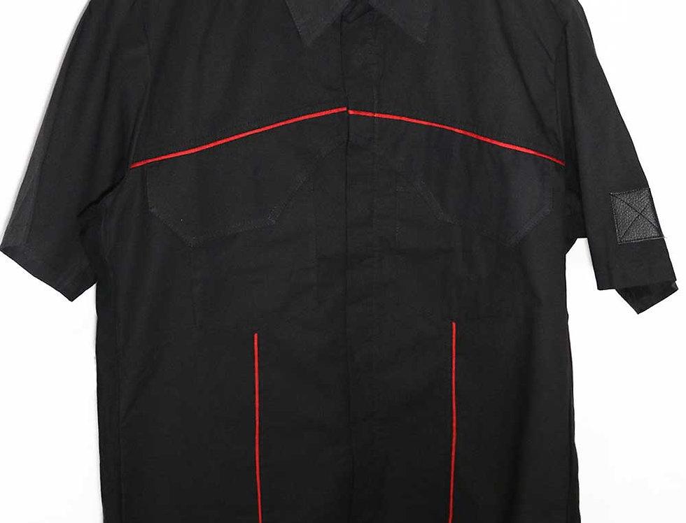 Camisa hombre (negro)