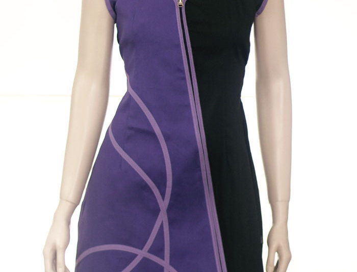 Vestido Diamanta (violeta)
