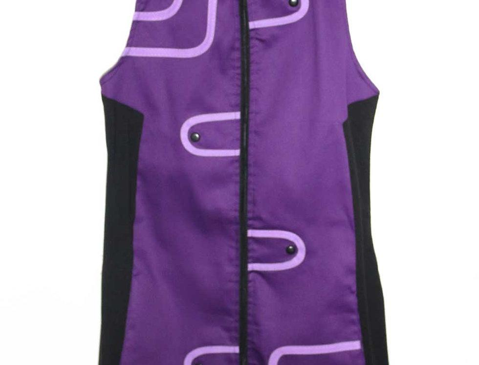 Vestido Audry Mini (violeta)
