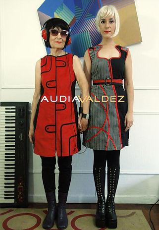 Vestido Audry mini