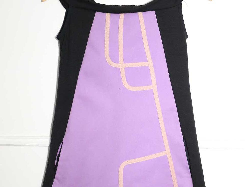 Vestido Kabu (lila)