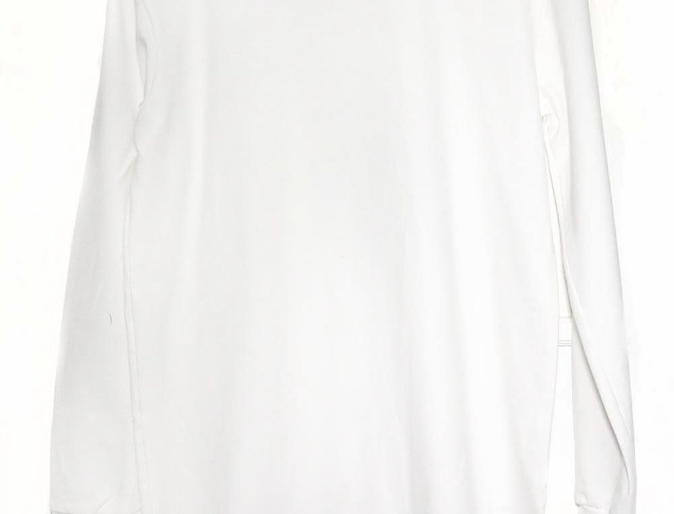 Playera Larga LNH (blanca)