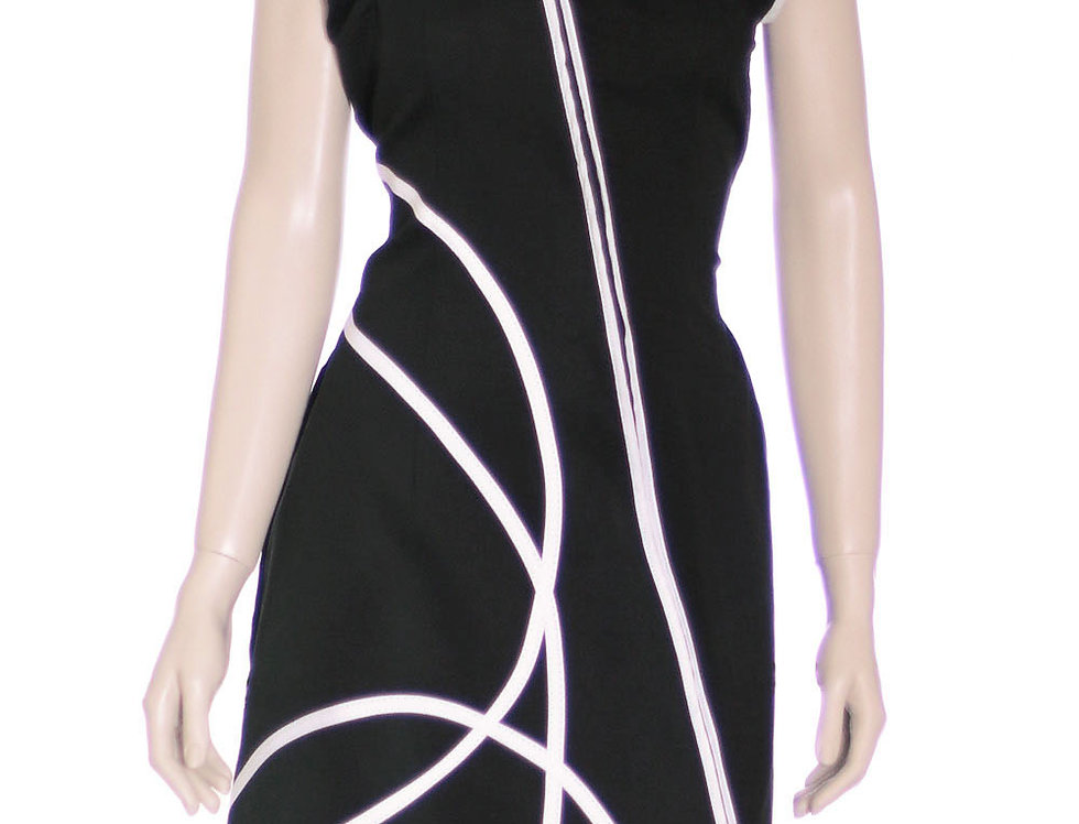 Vestido Diamanta (negro)