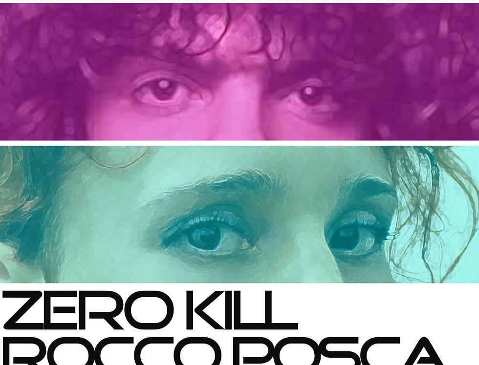Ticket Audia Valdez / Zero Kill / Rocco Posca - 31  de agosto