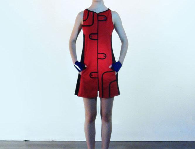 Vestido Chi Mini