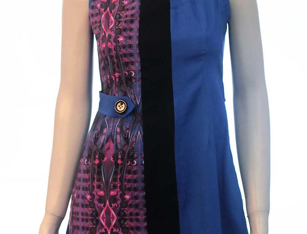 Vestido Romycal (est. cables)