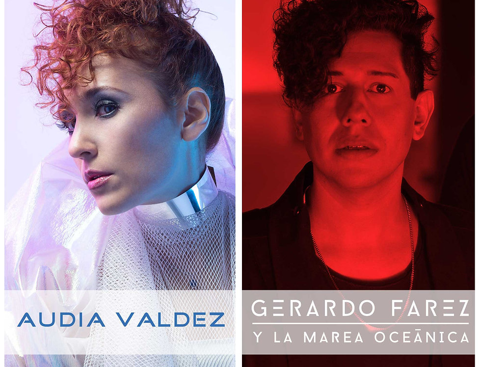 Ticket Audia Valdez / Gerardo Farez YLMO 2 de agosto