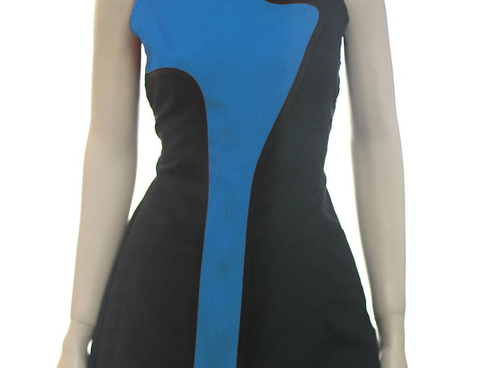 Vestido Chi Mini (azul francia)