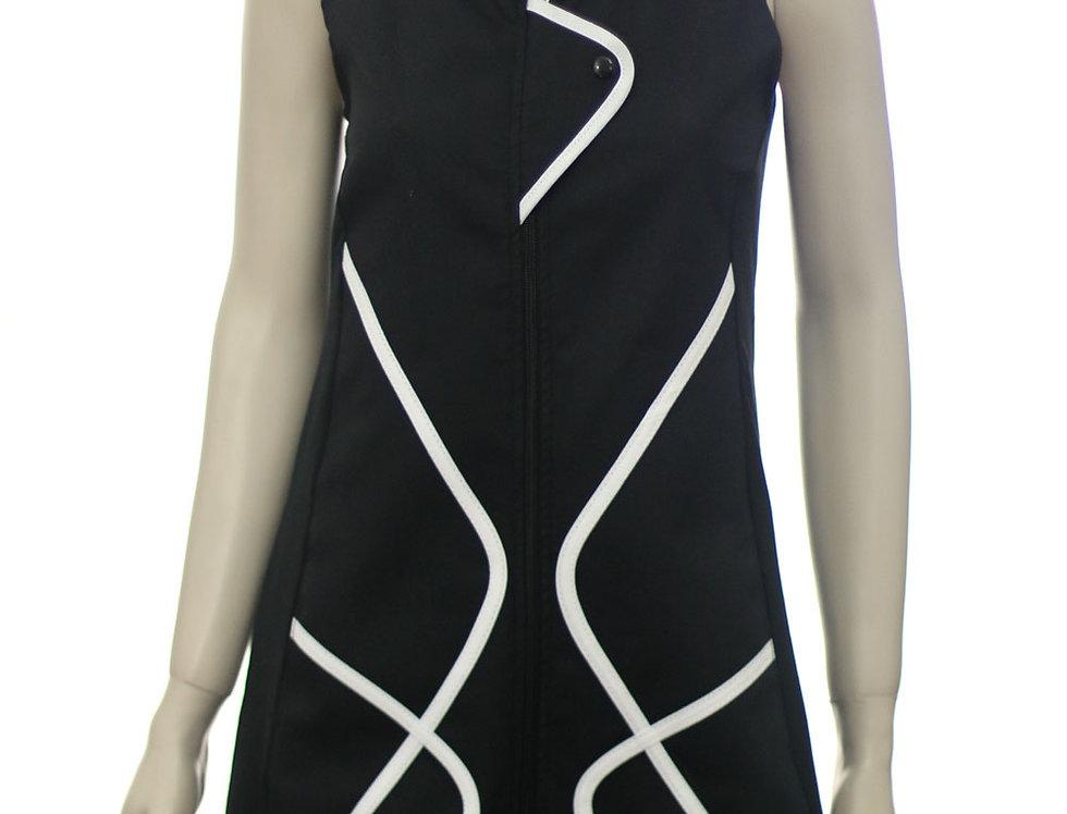 Vestido Avecita (negro)