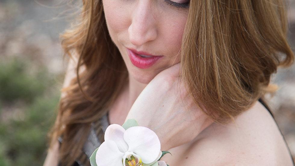 Fresh Orchid Bracelet