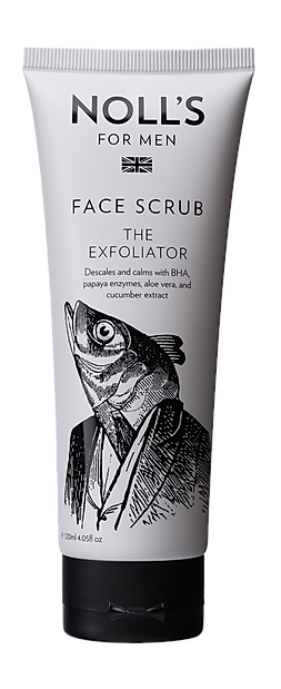 Noll's The Exfoliator Face Scrub For Men
