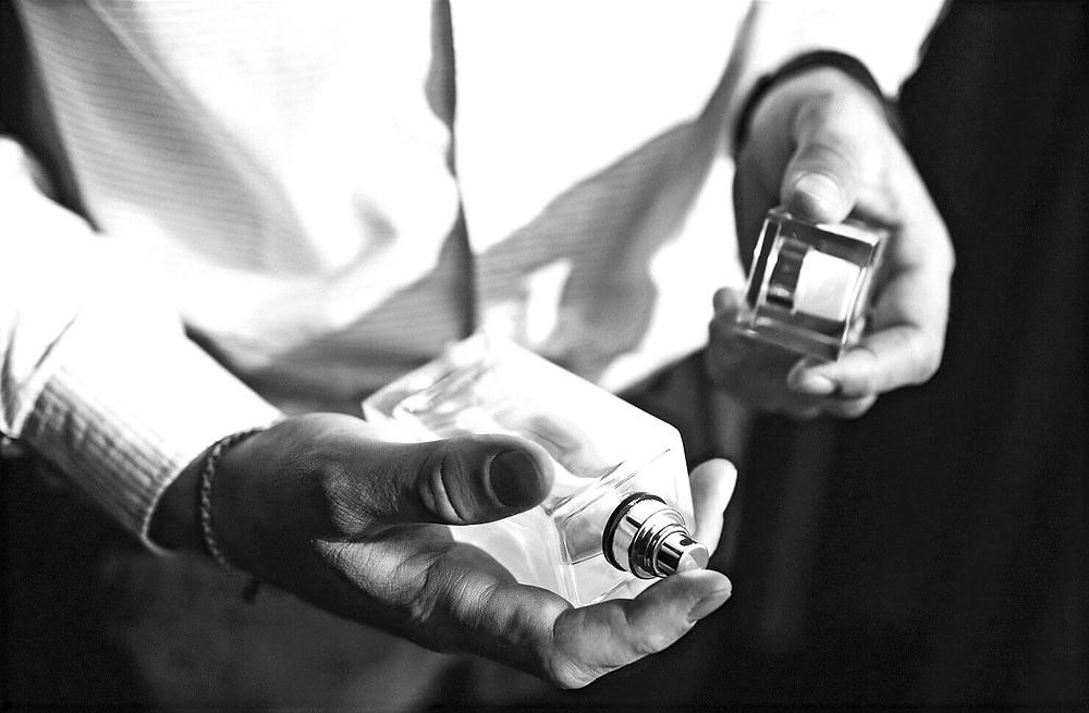 挑選屬於自己的男士香水,可提升魅力。