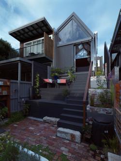 The Dolls House_backyard