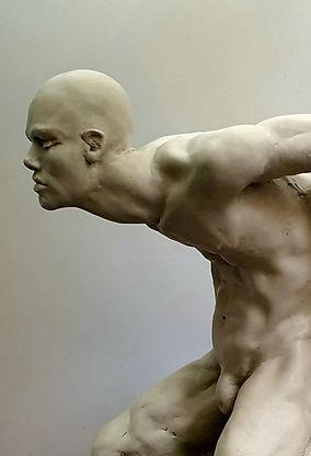 """Sculpture Eva Czaplicki """"Birdy"""""""