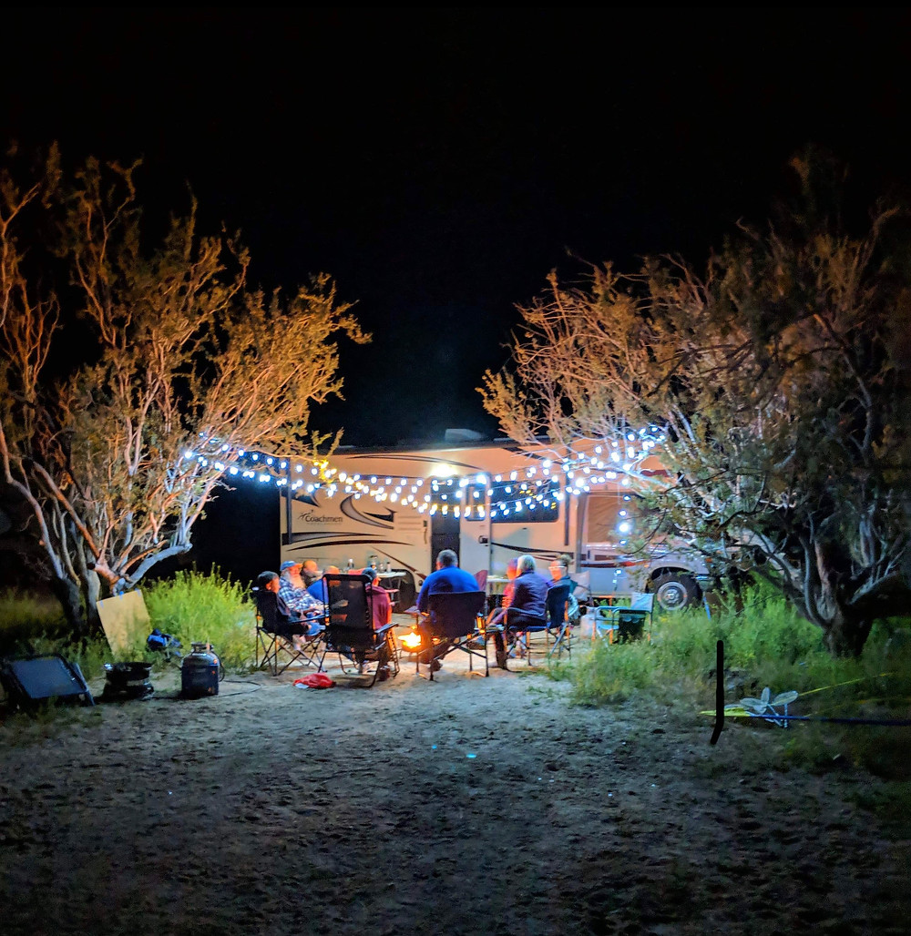Joshua Tree South Boondocking
