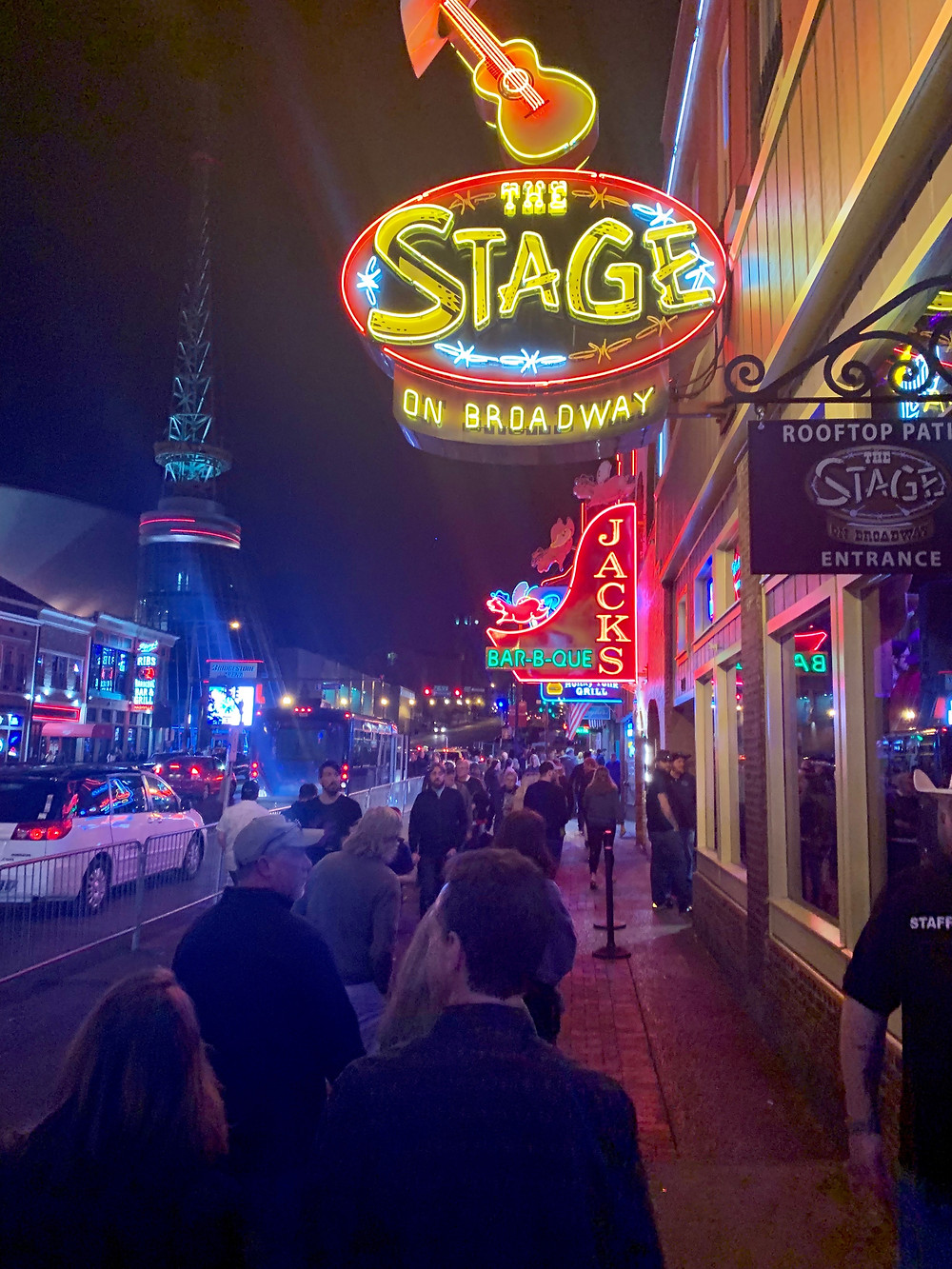 The Stage on Broadway  Nashville, TN