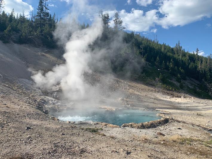 Yellowstone Natgional Park