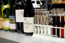 試験管 ワイン