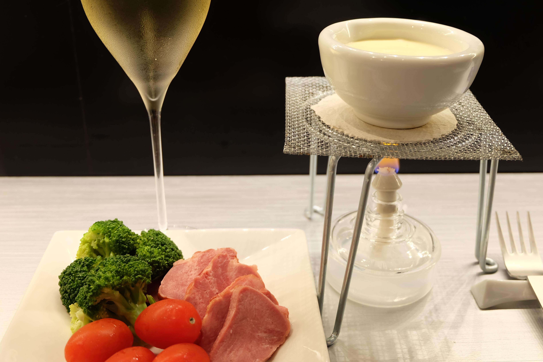 アルコールランプ チーズフォンデュ