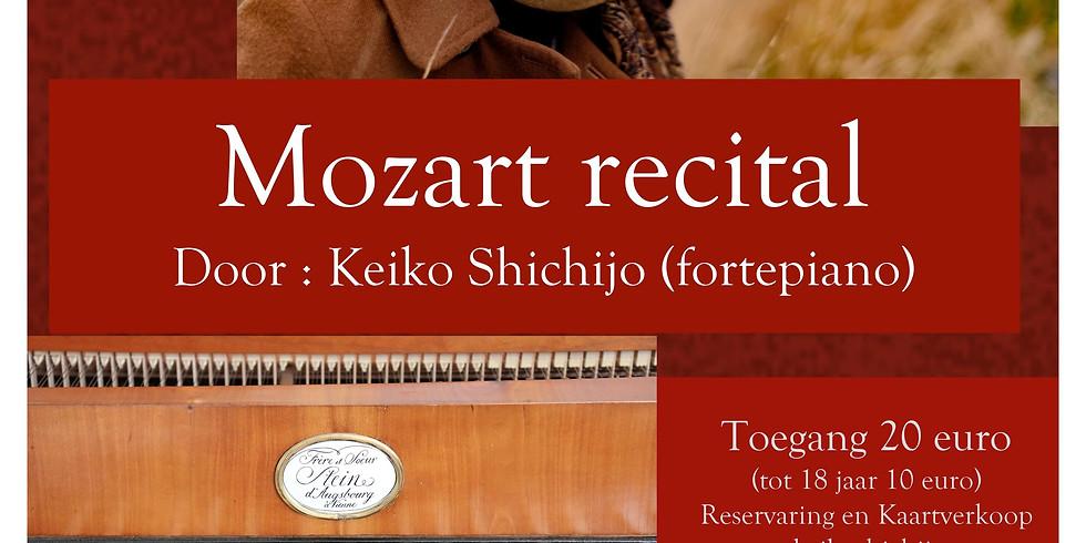 Mozart Fortepiano Recital