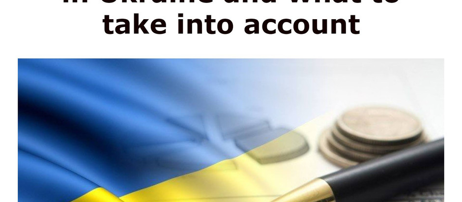 Why set up a business in Ukraine and what to take into account