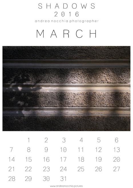 Calendar March!