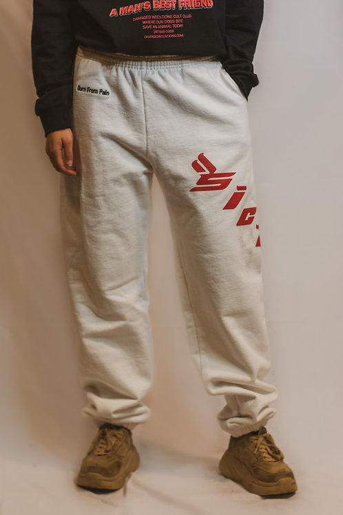 Sicko by Ian Connor White Sweats