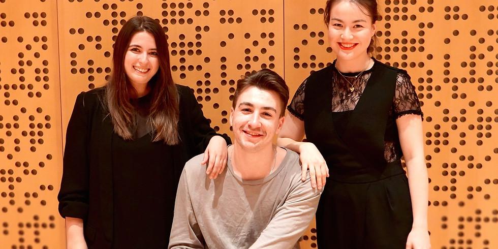 TACL Trio Performs at American Turkish Society Gala