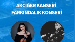 Lung Cancer Awareness Concert at Ankara Sehir Hastanesi